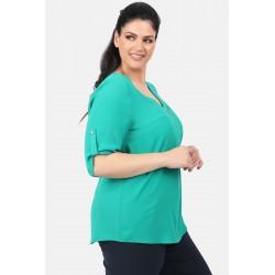 Dina Μπλούζα  20100361 Πράσινο