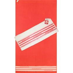 Πετσέτα θαλάσσης 92803 Κόκκινο