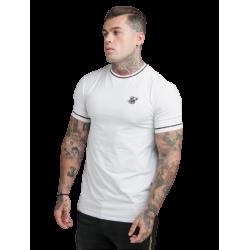 Siksilk T-Shirt SS-19756 White