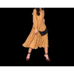Glamorous Φόρεμα CK6236 Gold