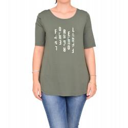 Forel Μπλούζα 581035 Χακί